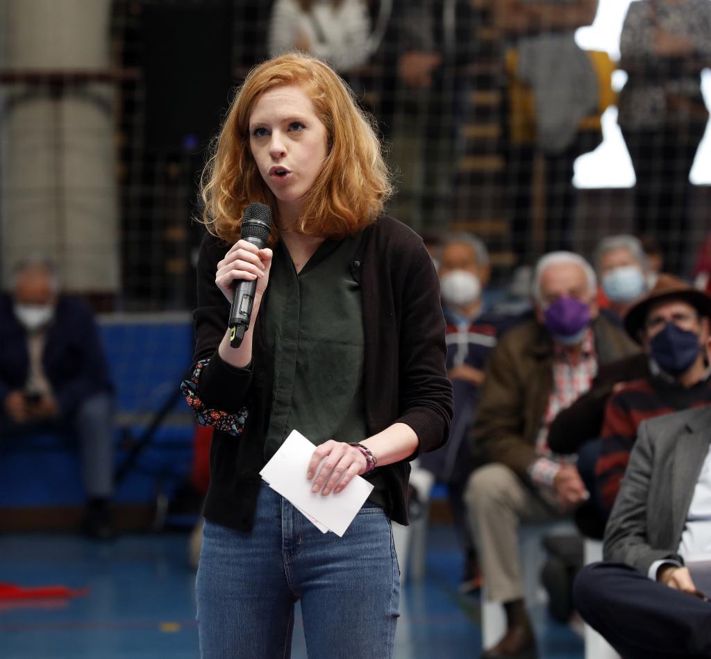 Ione Belarra designa a Lilith Verstrynge como 'número tres' de Podemos