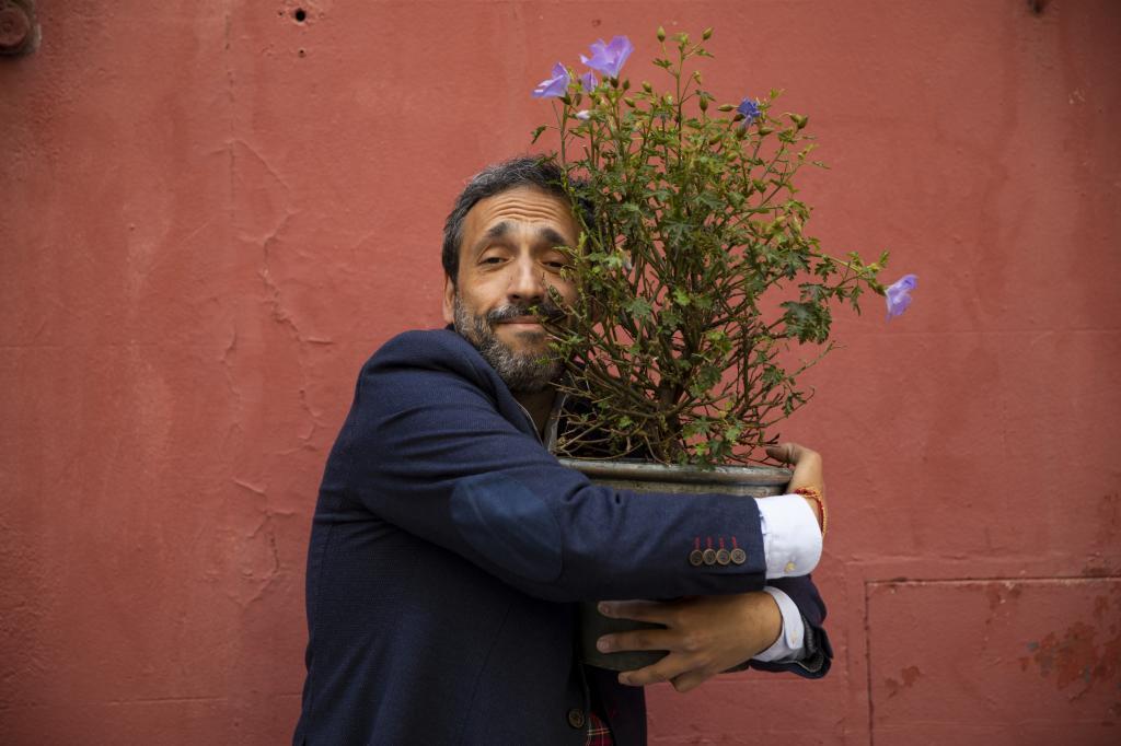 El polifacético tenor José Manuel Zapata.