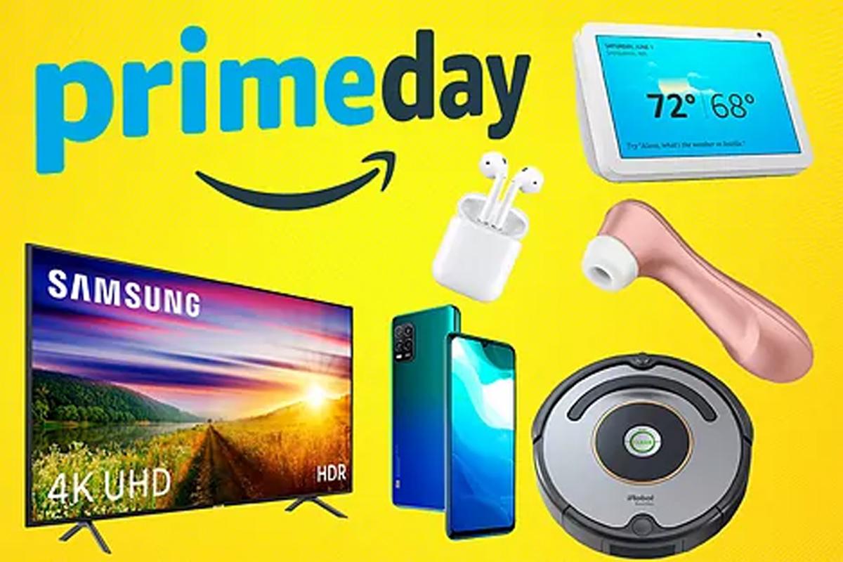 No te pierdas las mejores ofertas y descuentos en tecnología del Amazon Prime Day 2021.
