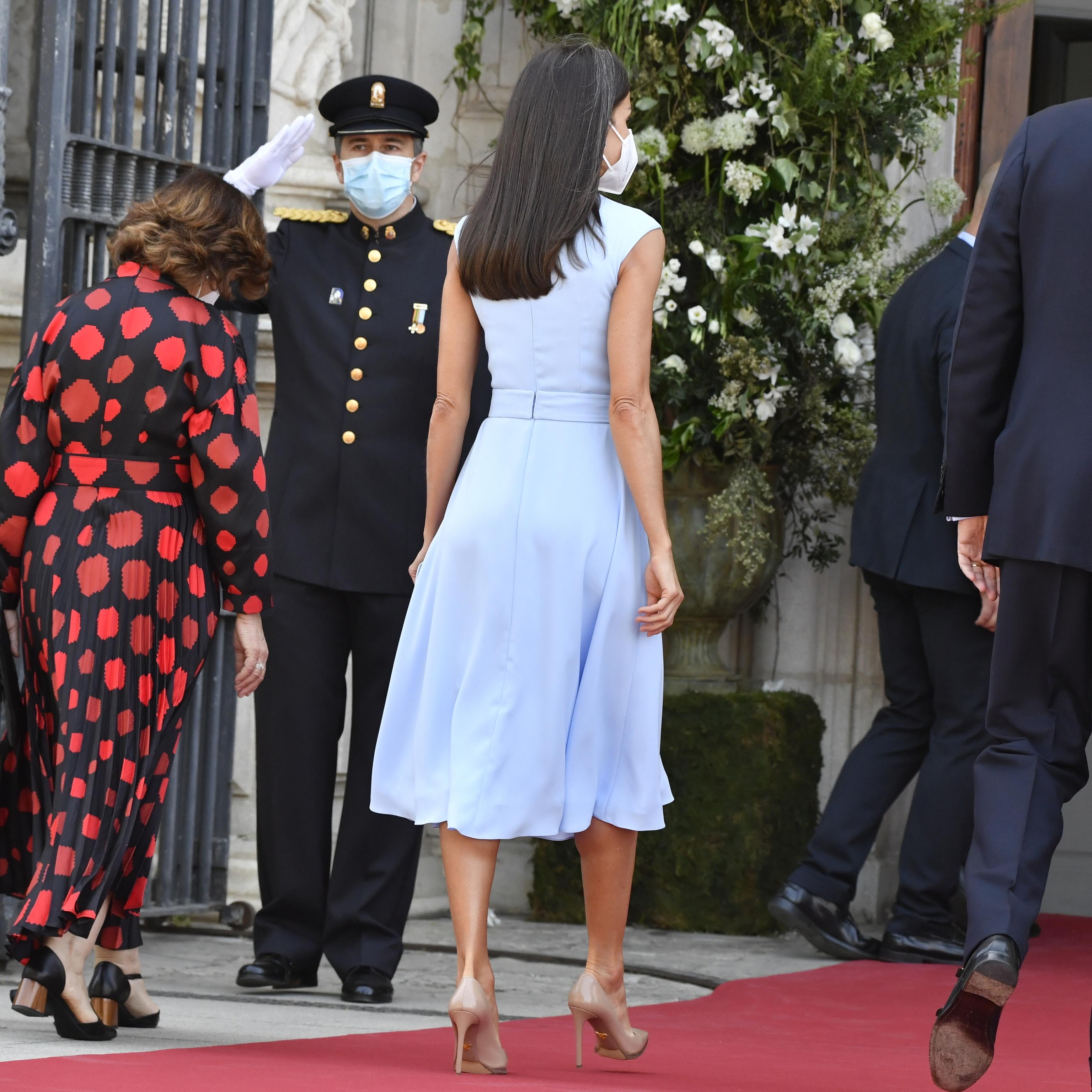 Los Prada a los que la Reina ha añadido una plataforma