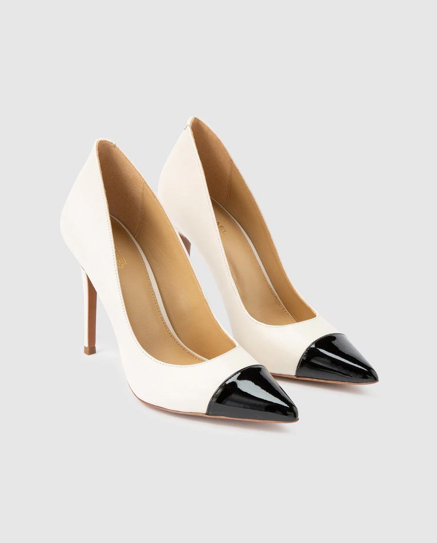 Bicolor - Tras un año en el olvido, los zapatos de tacón vuelven más altos que nunca