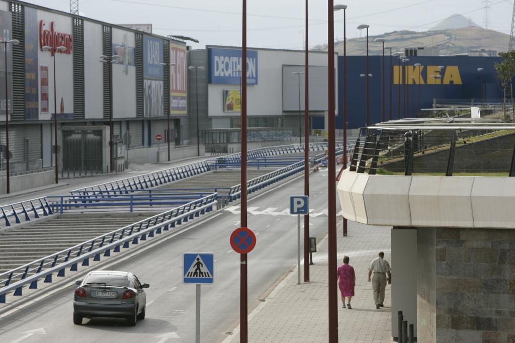 Imagen de una tienda de Ikea