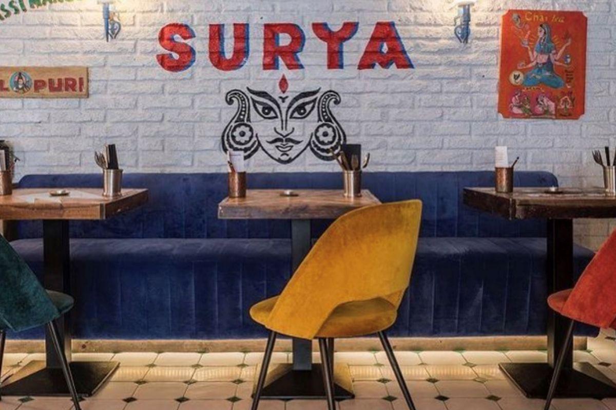 Sala de Surya.