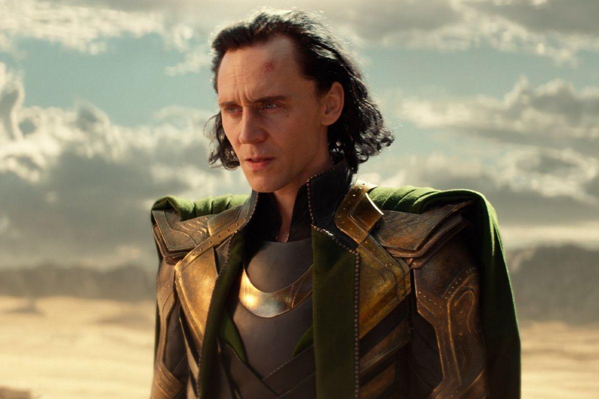 Tom Hiddleston en la serie Loki