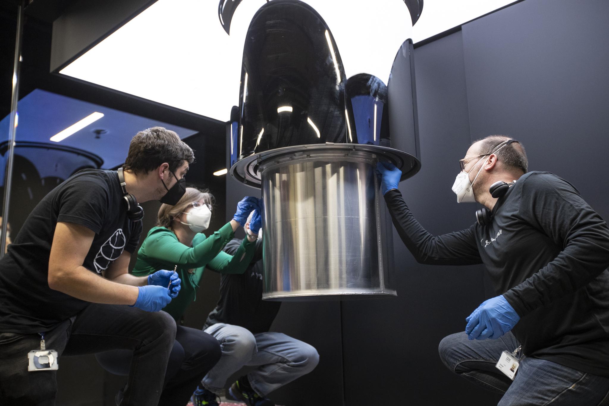 IBM presenta el ordenador cuántico más potente de Europa y el primero que sale del laboratorio