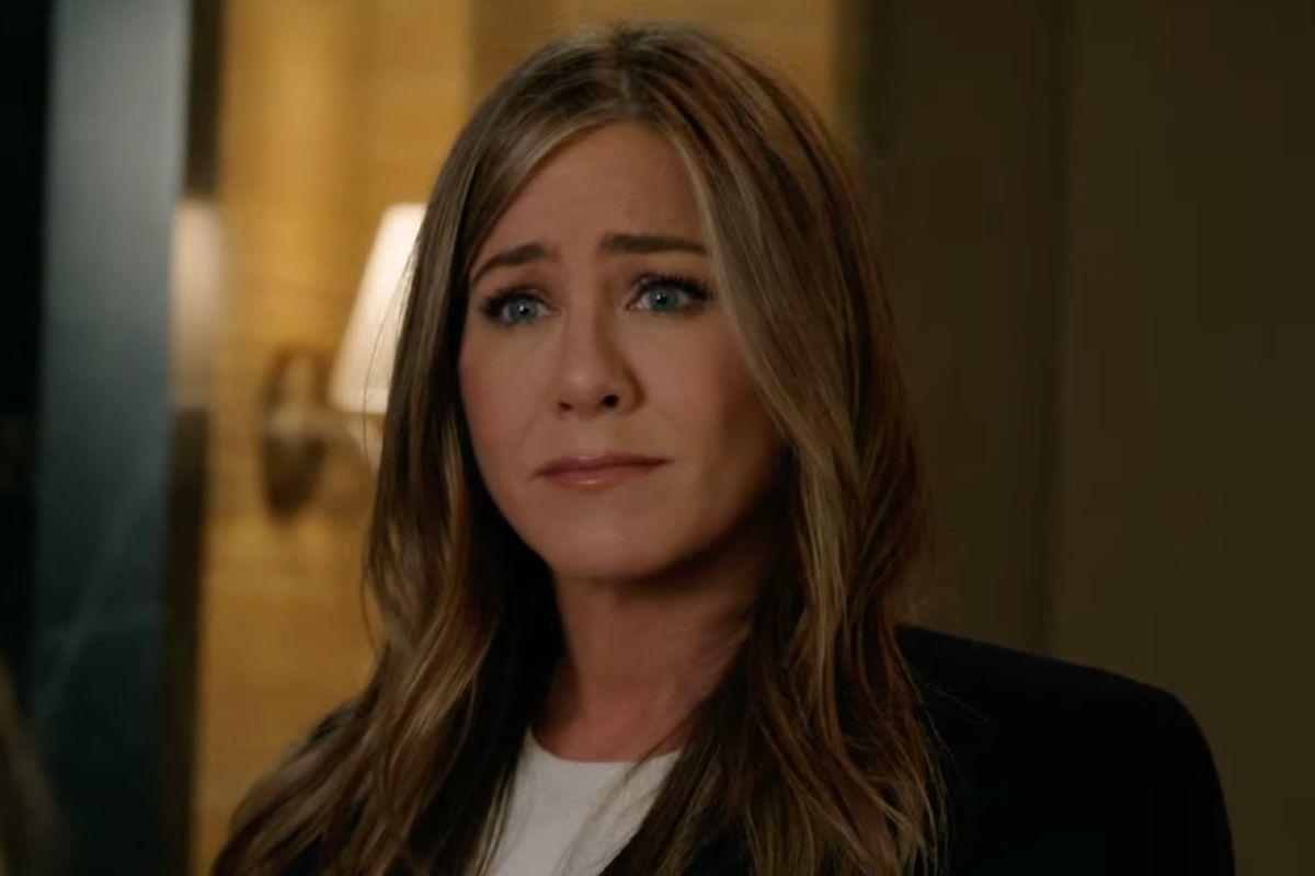 Jennifer Aniston en la segunda temporada de The Morning Show