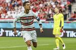 Cristiano vuelve a ser Cristiano: dos goles y récord ante Hungría