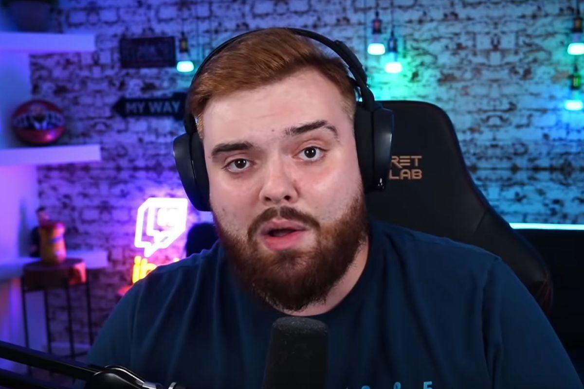Ibai, baneado de Twitch por 'un calvo'