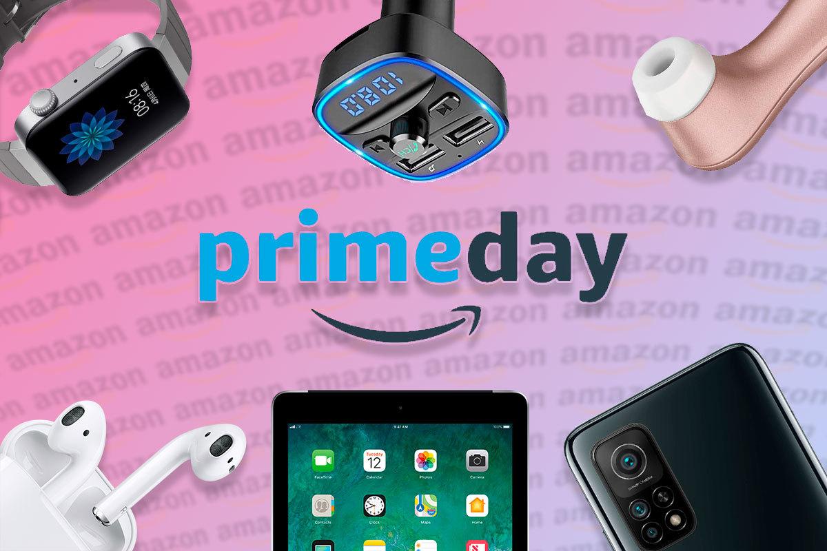 Una selección de las ofertas, descuentos y chollos más potentes que puedes comprar en el Amazon Prime Day.
