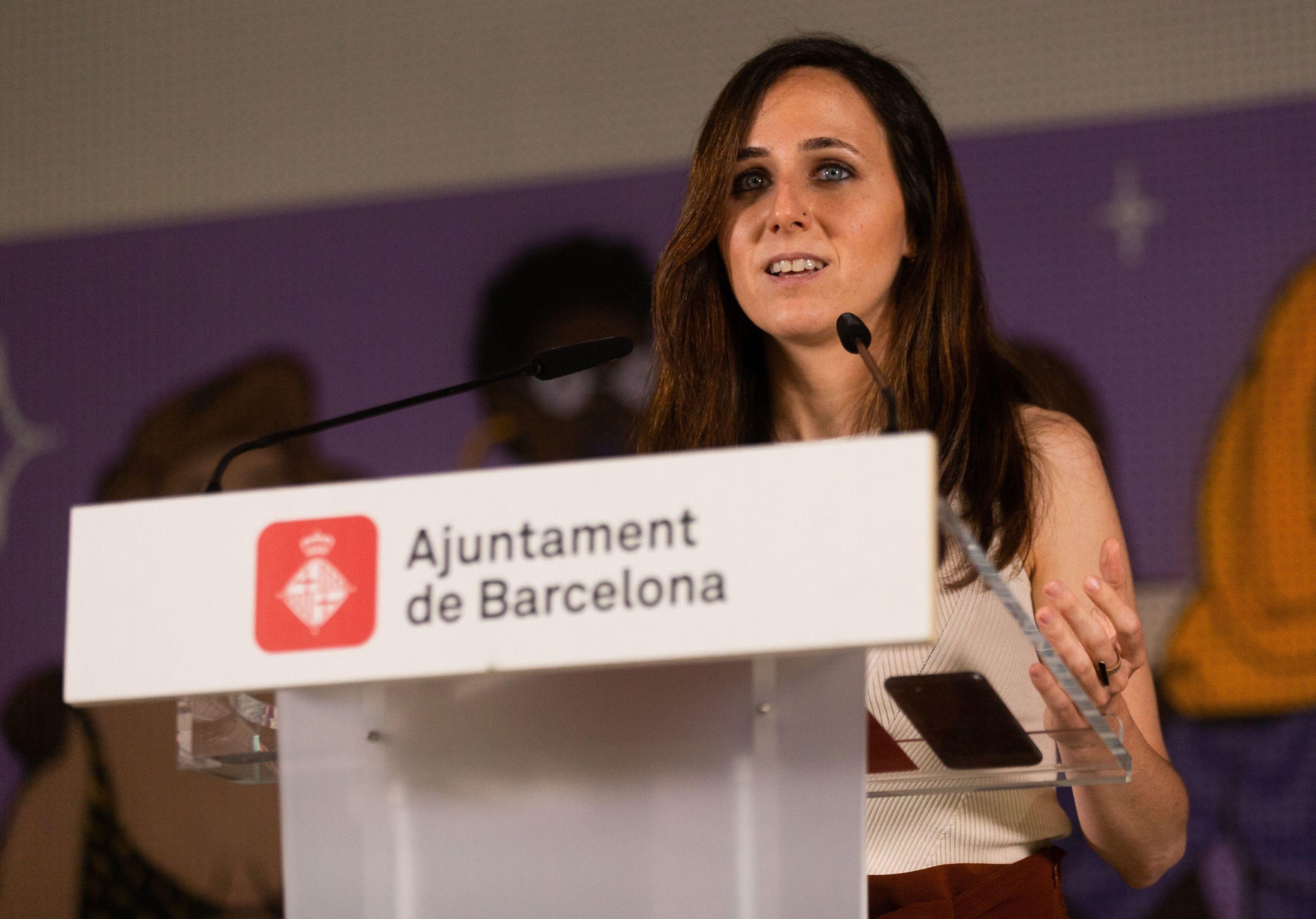 Ione Belarra, ministra de Derechos Sociales y Agenda 2030.