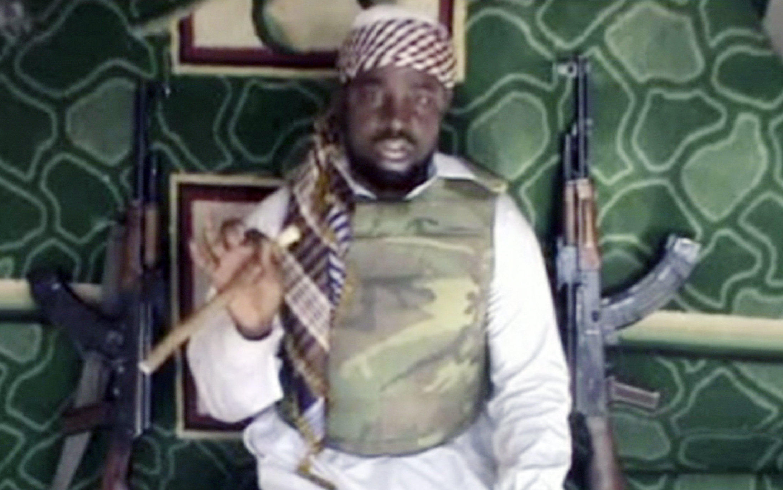 Abubakar Shekau, en una imagen de archivo.