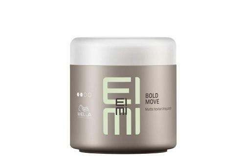 Los cortes de pelo más cómodos del verano, de lavar y listo: En cortos y medios: Crema de fijación y peinado Eimi Bold Move de Wella.