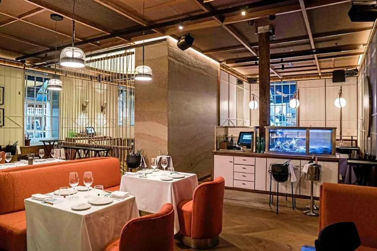 El Restaurante Lobito de Mar, de Dani García.
