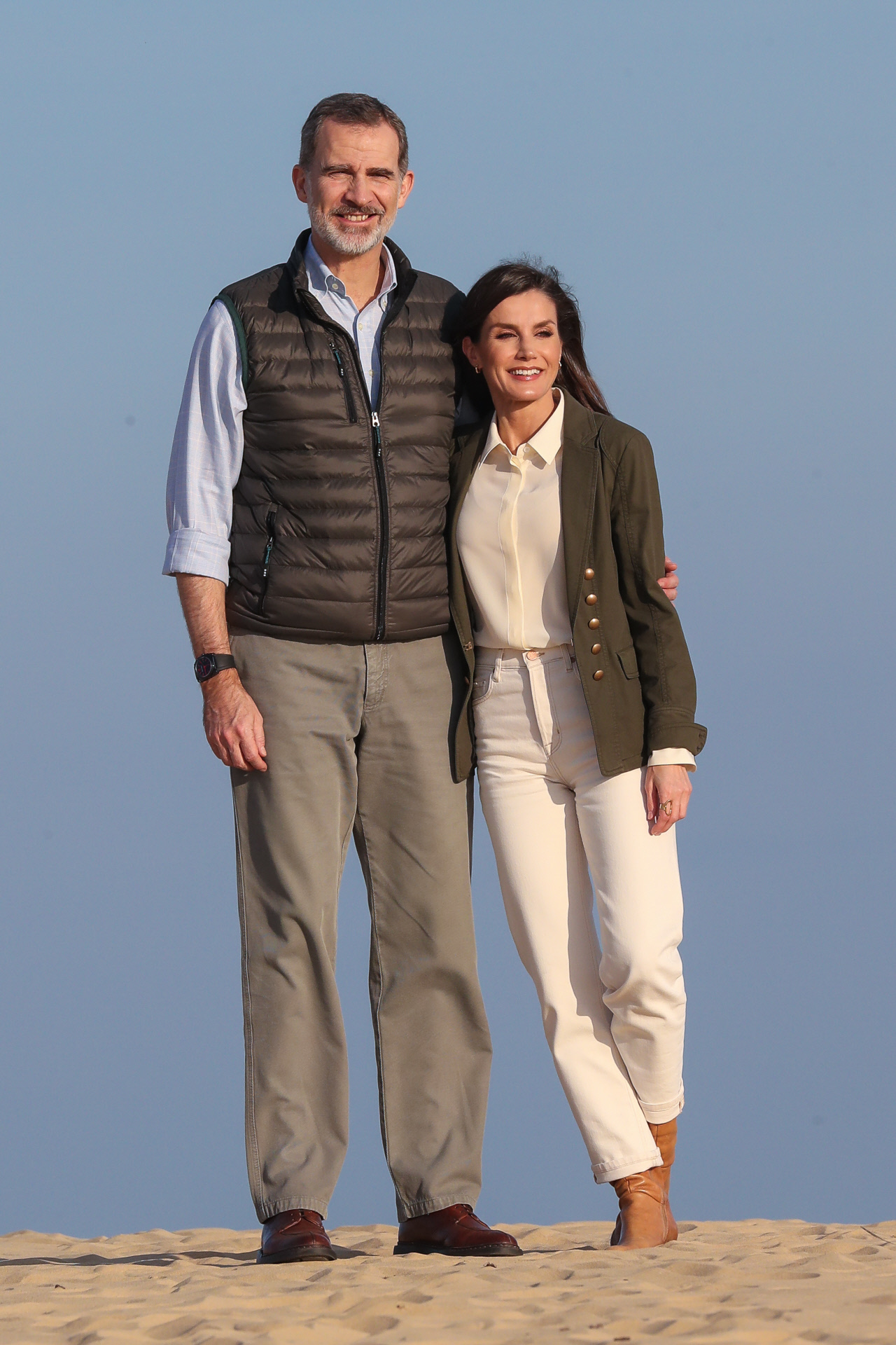 Los Monarcas, en Doñana, en febrero de 2020.