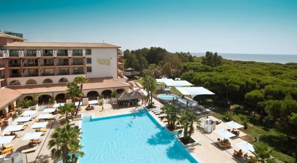 Hotel Tui Blue Isla Cristina, en Huelva.