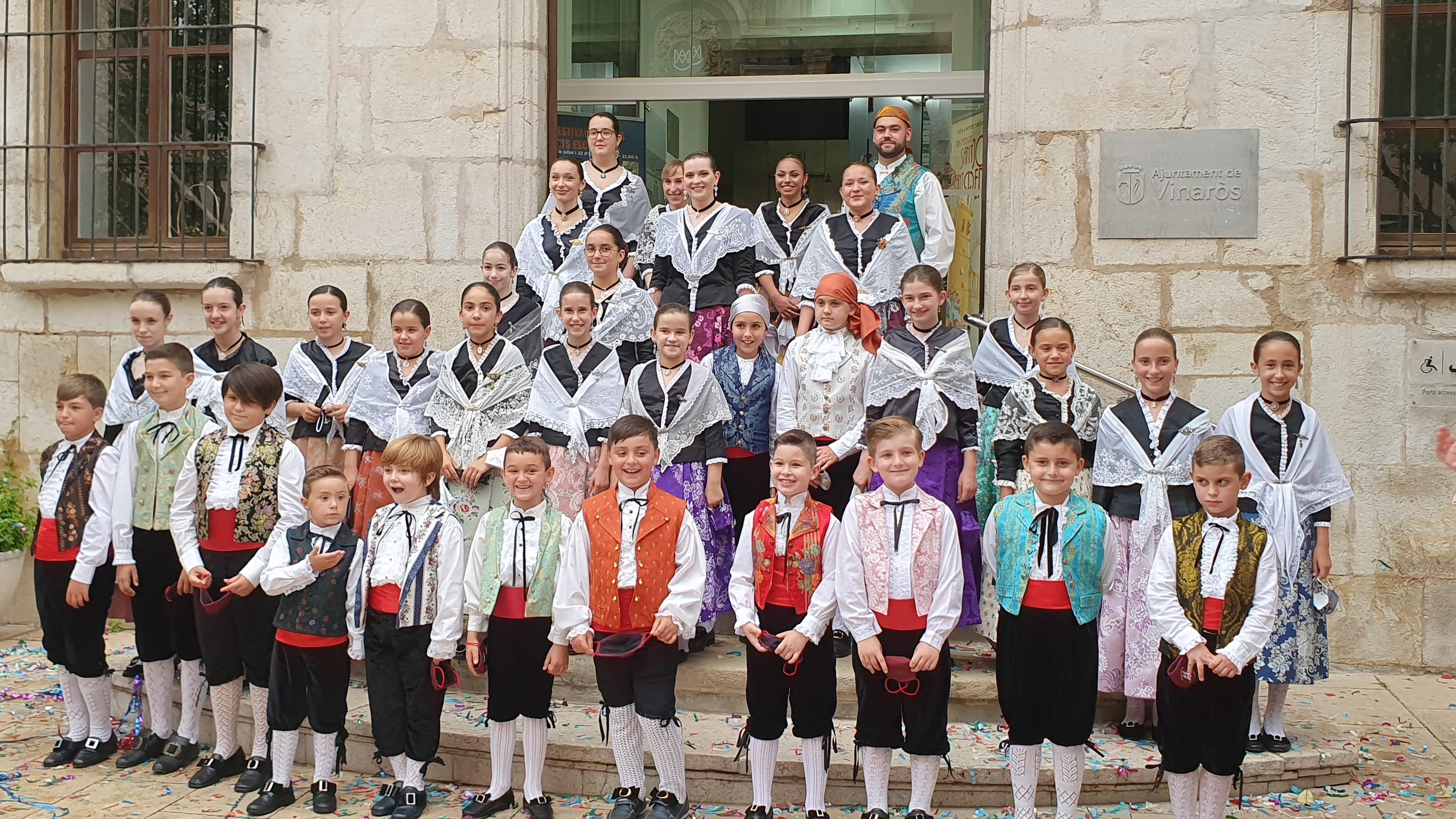 Vinaròs eligió a sus representantes de las fiestas.