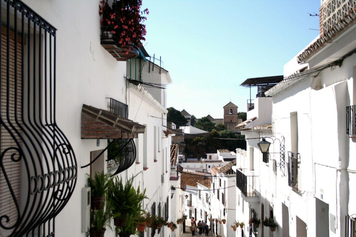 Mijas pueblo (Malaga).