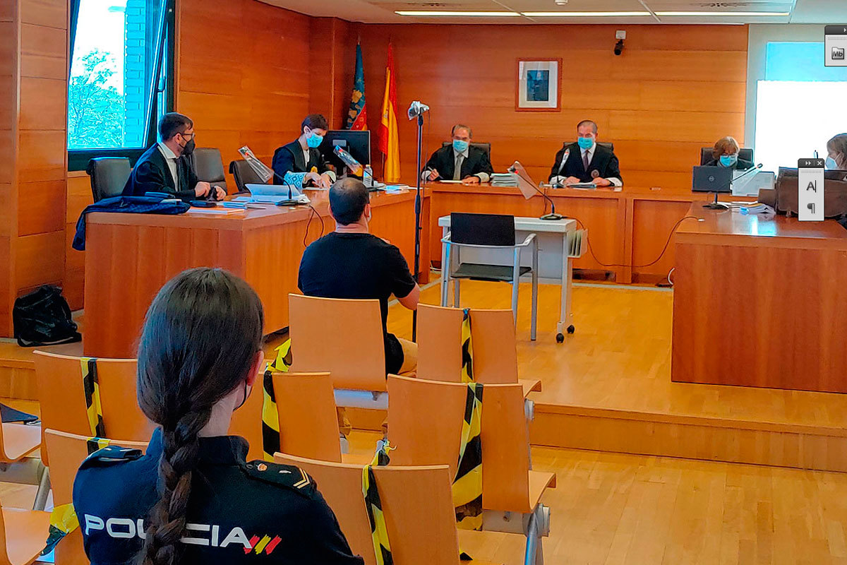 El juicio se celebró el pasado mes de mayo.