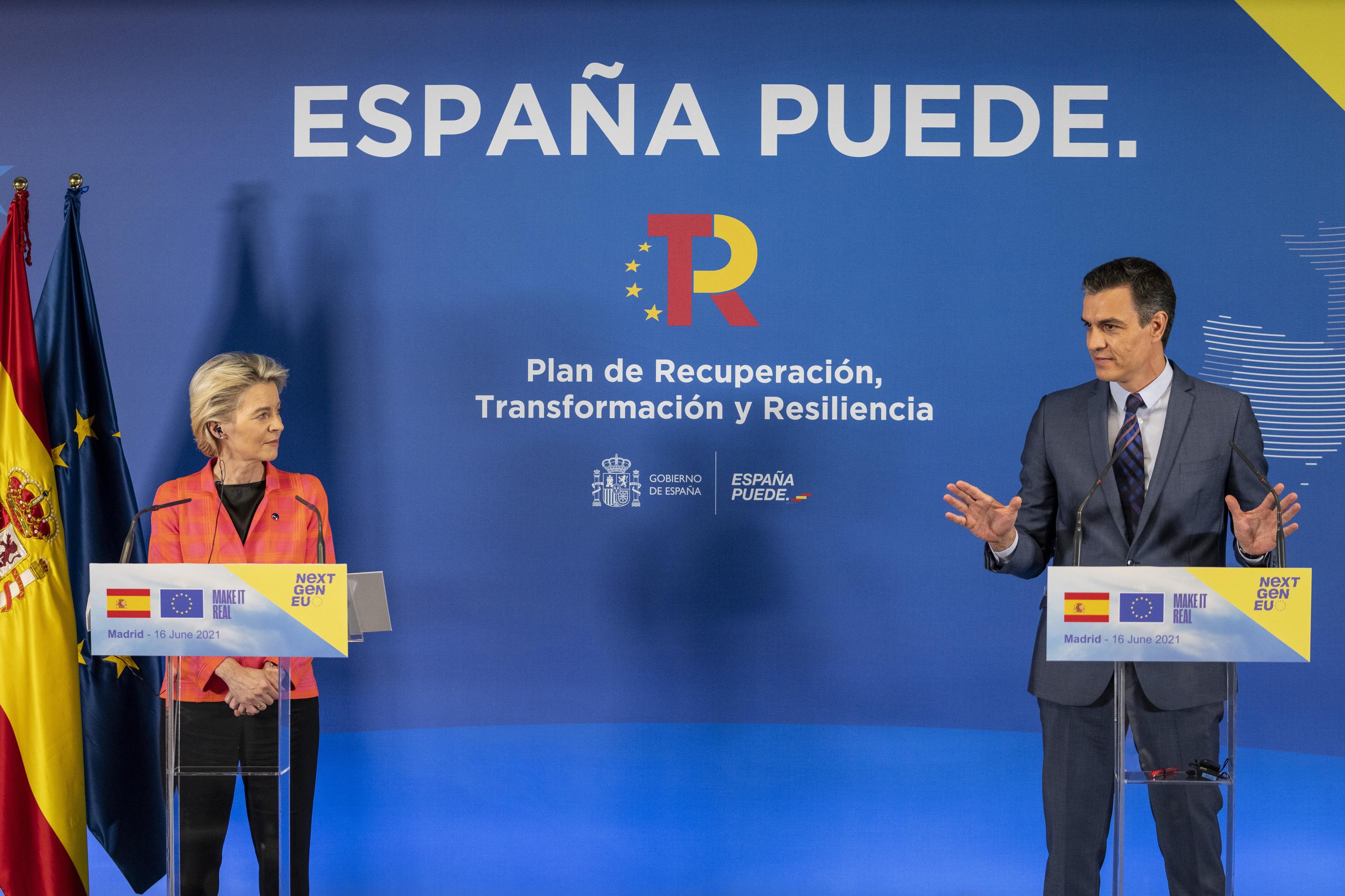 La mitad de los españoles cree que los fondos europeos no mejorarán su situación económica