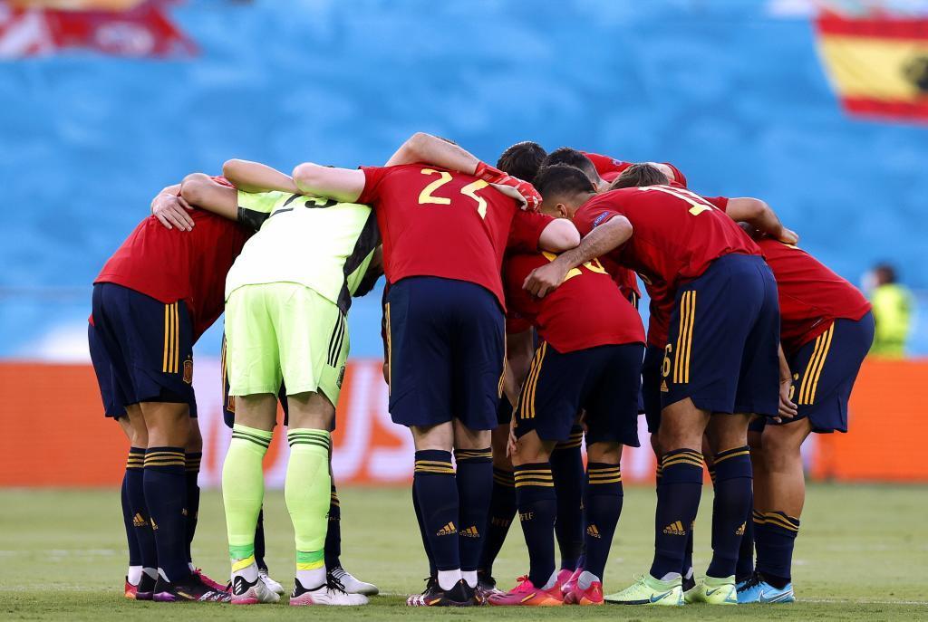 España se conjura antes del partido definitivo.