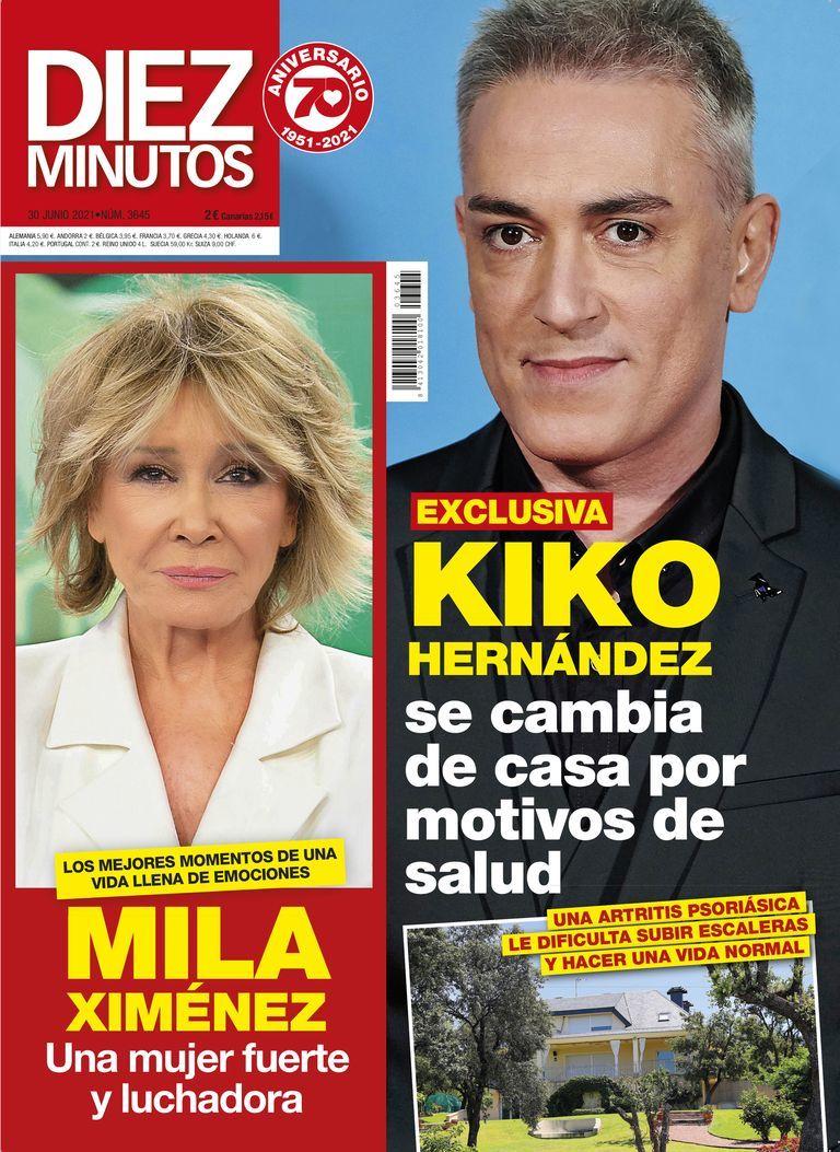 Kiko Hernández cambia de casa por motivos de salud
