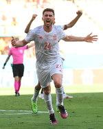 El gol cambia la cara de España