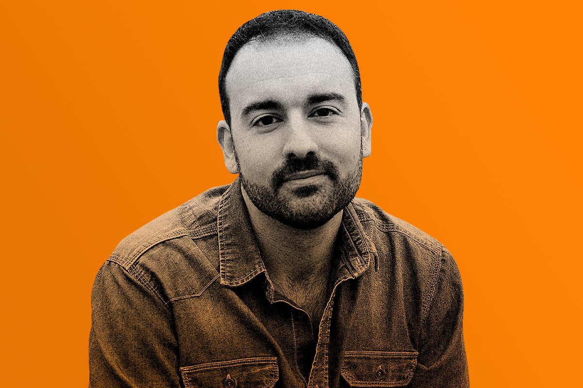 Aitor Sánchez, escritor de 'Tu dieta puede salvar el planeta'.