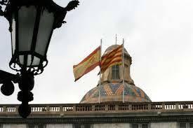 Fachada del Palau de la Generalitat.