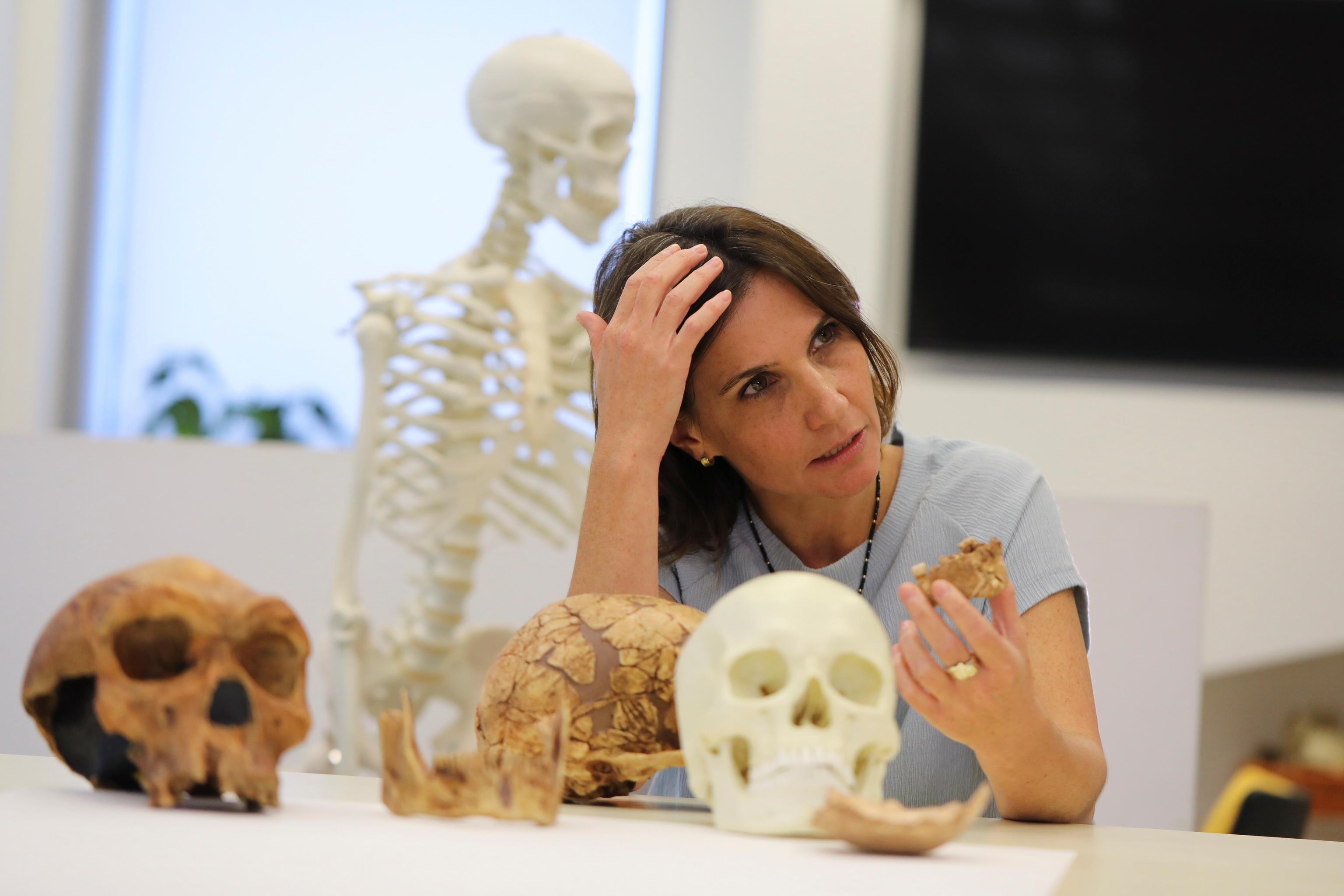 Hila May, una de las investigadoras de este proyecto.