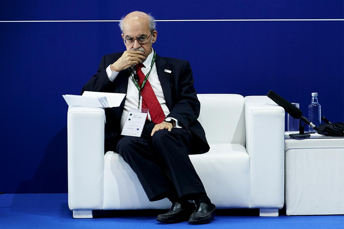 Andreu Mas-Colell, ex 'conseller' de Hacienda con Artur Mas, investigado ahora por el Tribunal de Cuentas.