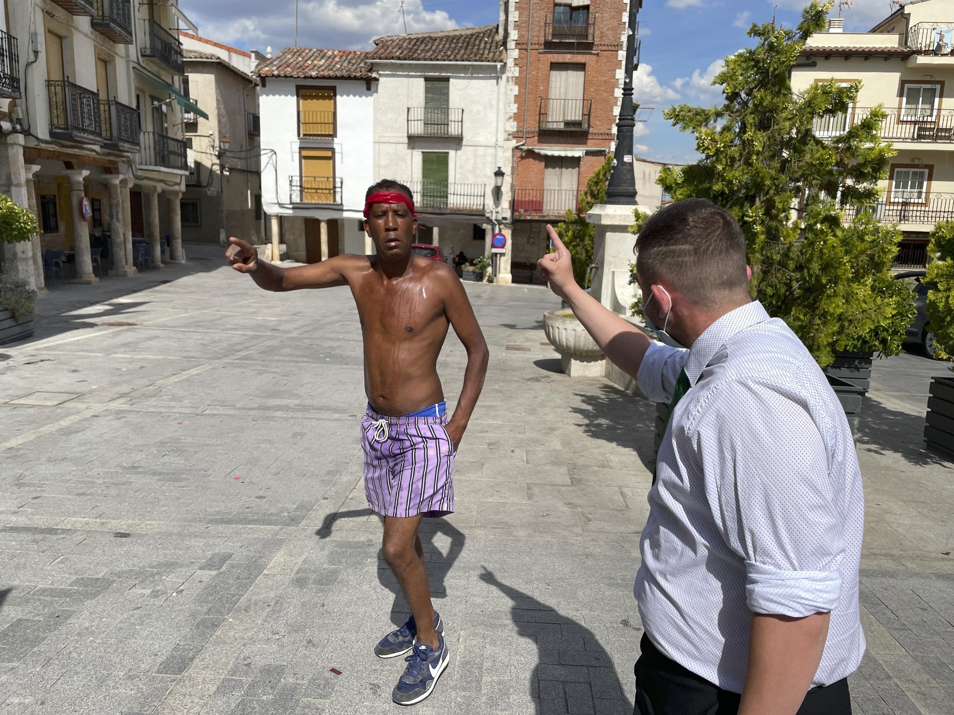 """Horche, la rebelión de un pueblo de Guadalajara contra los okupas: """"Se ha convertido en un gueto"""""""