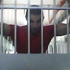 Jamal Mouna, compañero de celda del líder Nasser Zefzafi, en la cárcel.