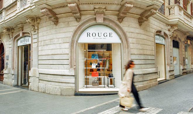 La tienda de productos 'vintage' de lujo Rouge.
