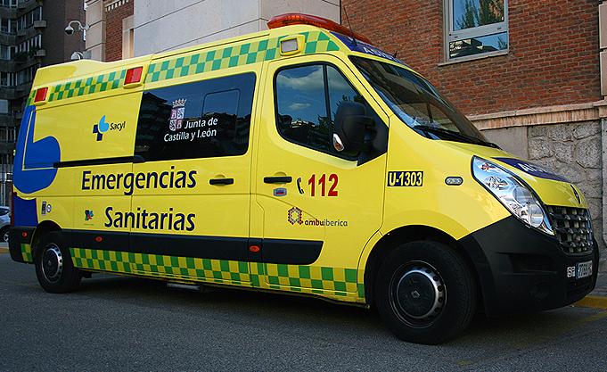Un muerto por arma blanca durante una discusión familiar en Segovia