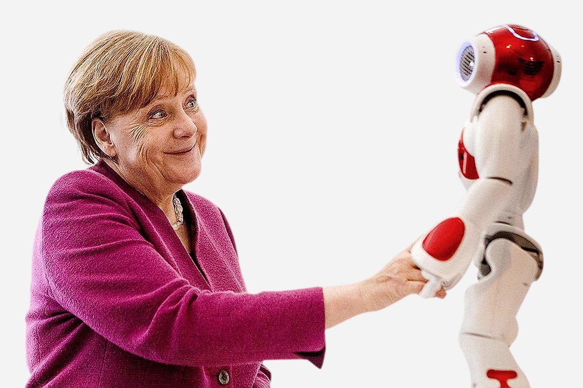 ¿Sueñan los androides con políticos eléctricos?