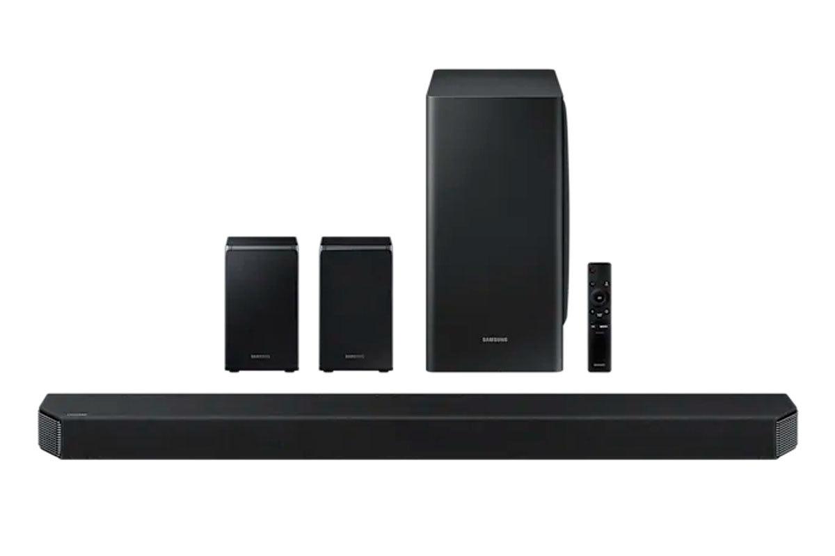 Samsung lanza en España las barras de sonido de la serie Q 2021 con True Dolby Atmos y Q-Symphony