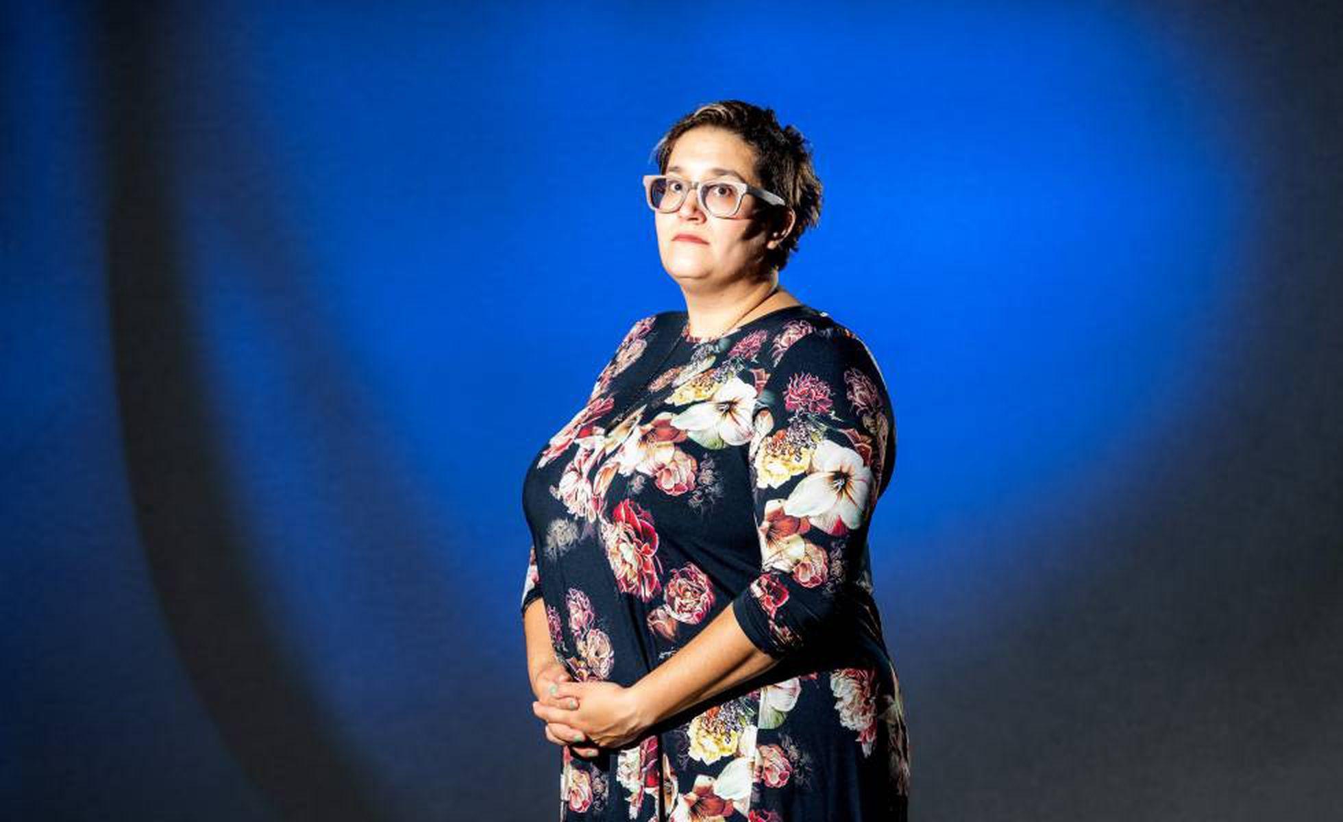 La escritora Carmen Maria Machado.