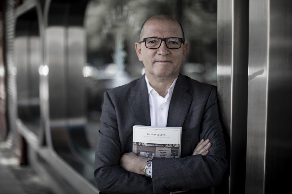 """Manuel Villanueva: """"En España ya es difícil encontrar un mal vino"""""""