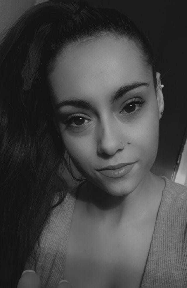 Ariadna Caballero, en una foto reciente.