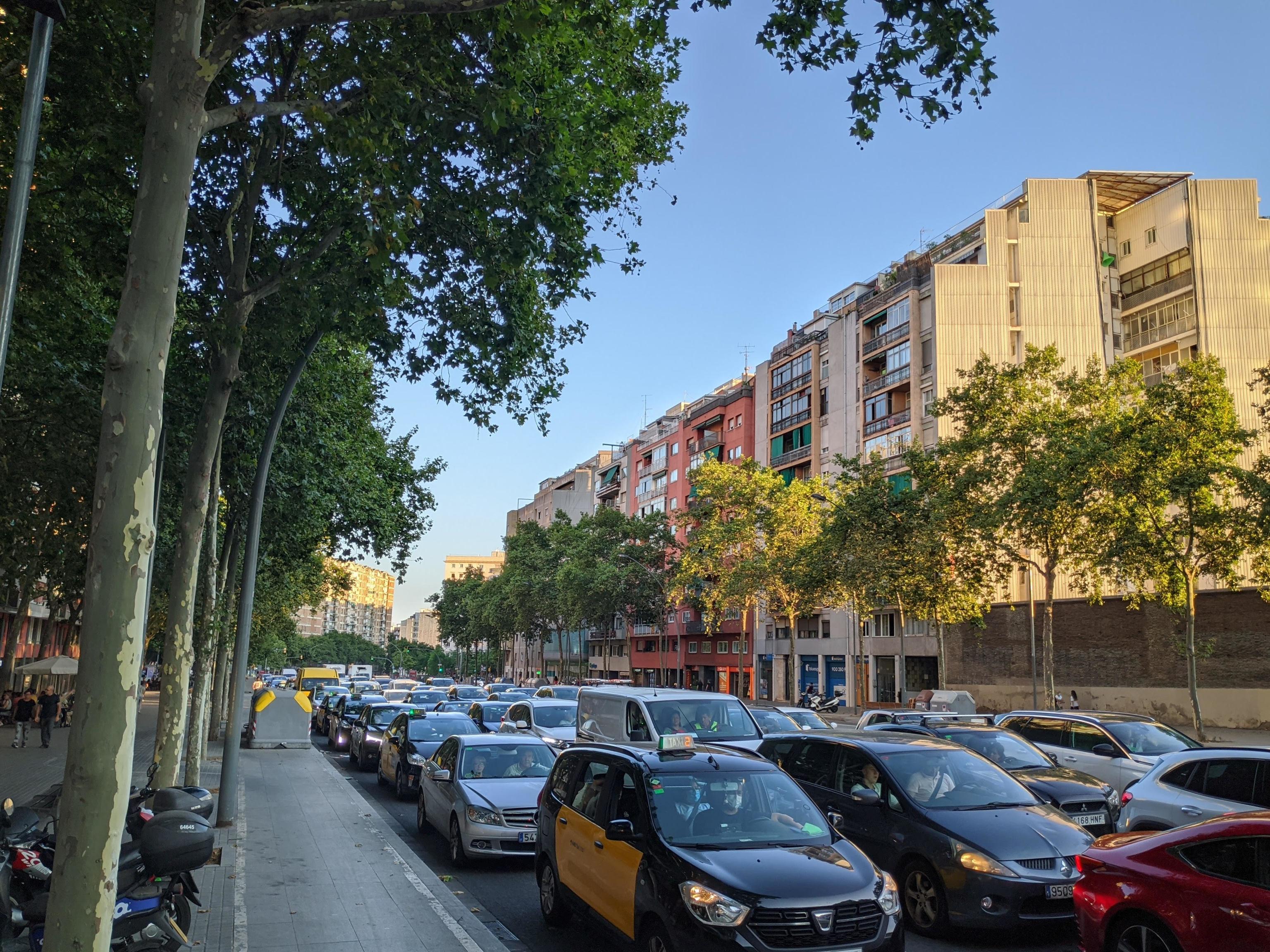 El corte de cara de los catalanes
