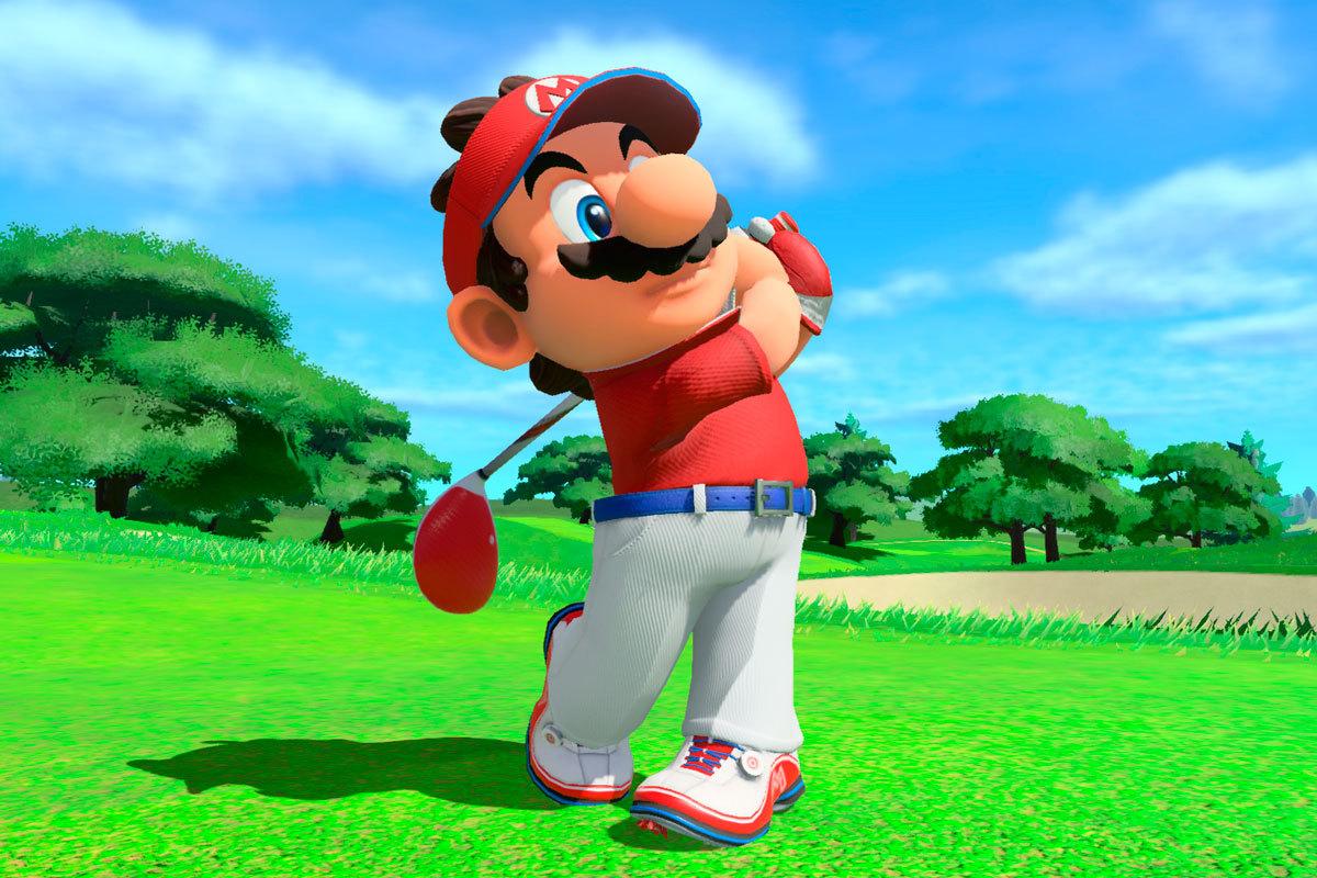 Mario Golf: Super Rush es fantástico, pero necesita más contenido
