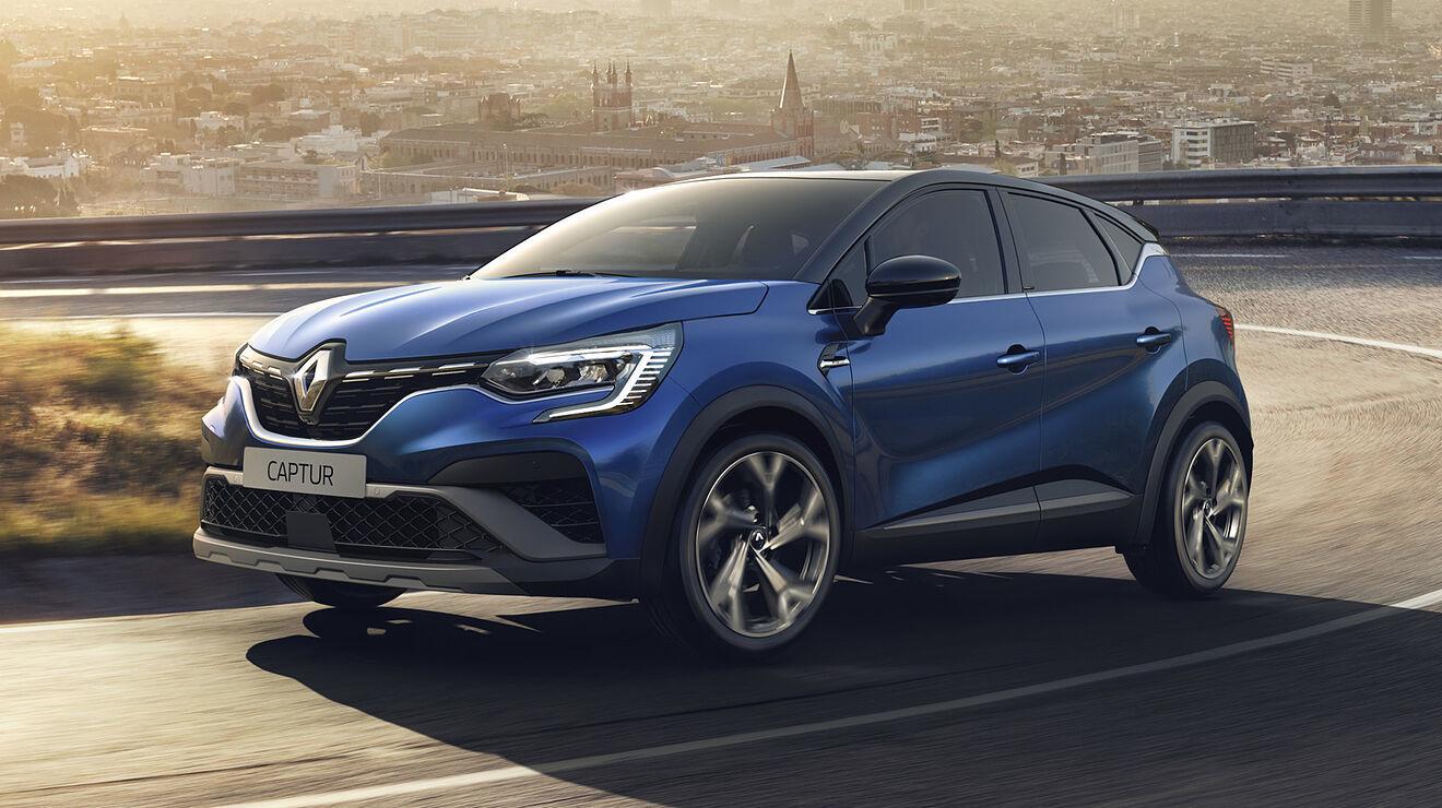 Renault Captur e-tech, renault captur, renault híbridos, híbrido enchufable, phev