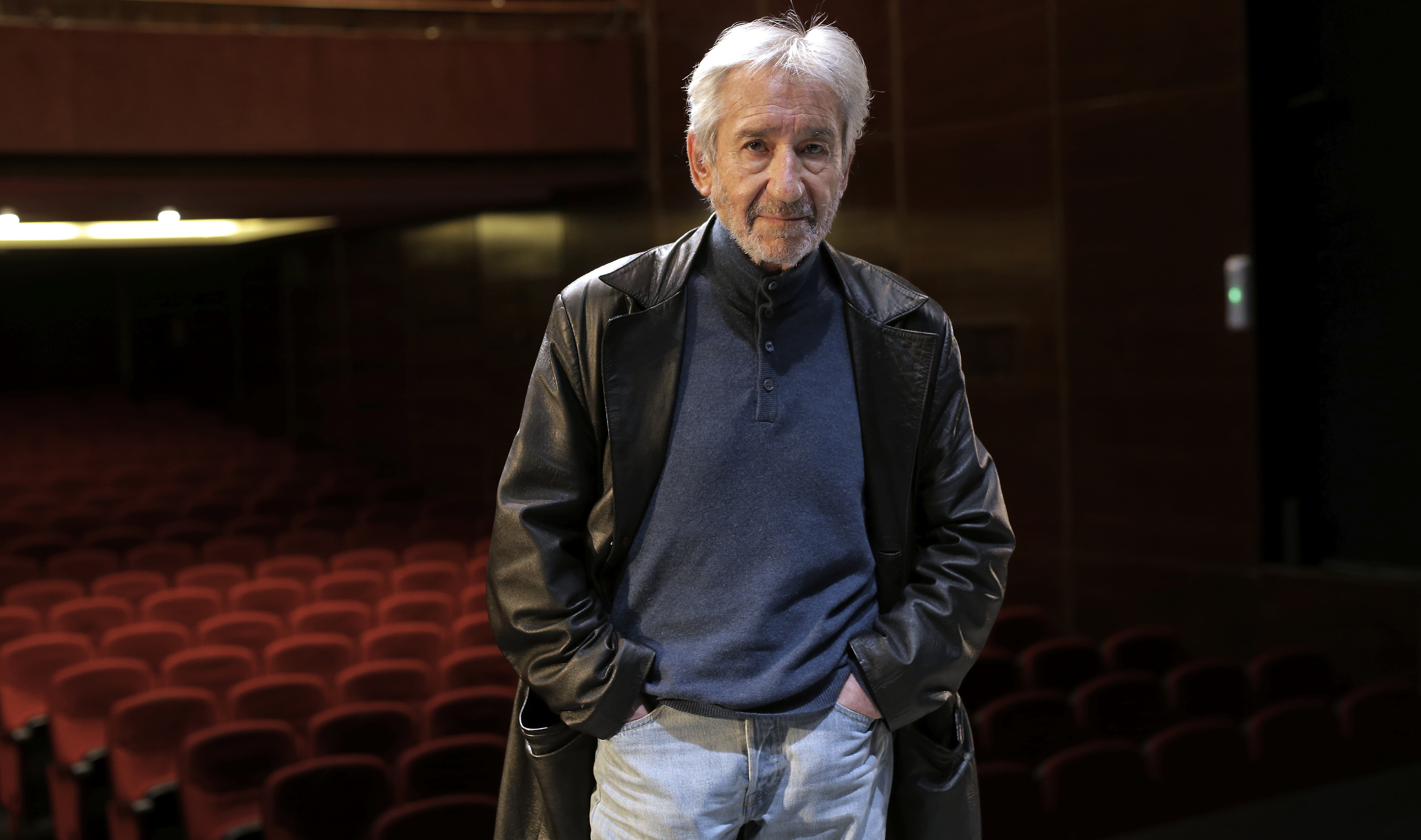 El actor José Sacristán.
