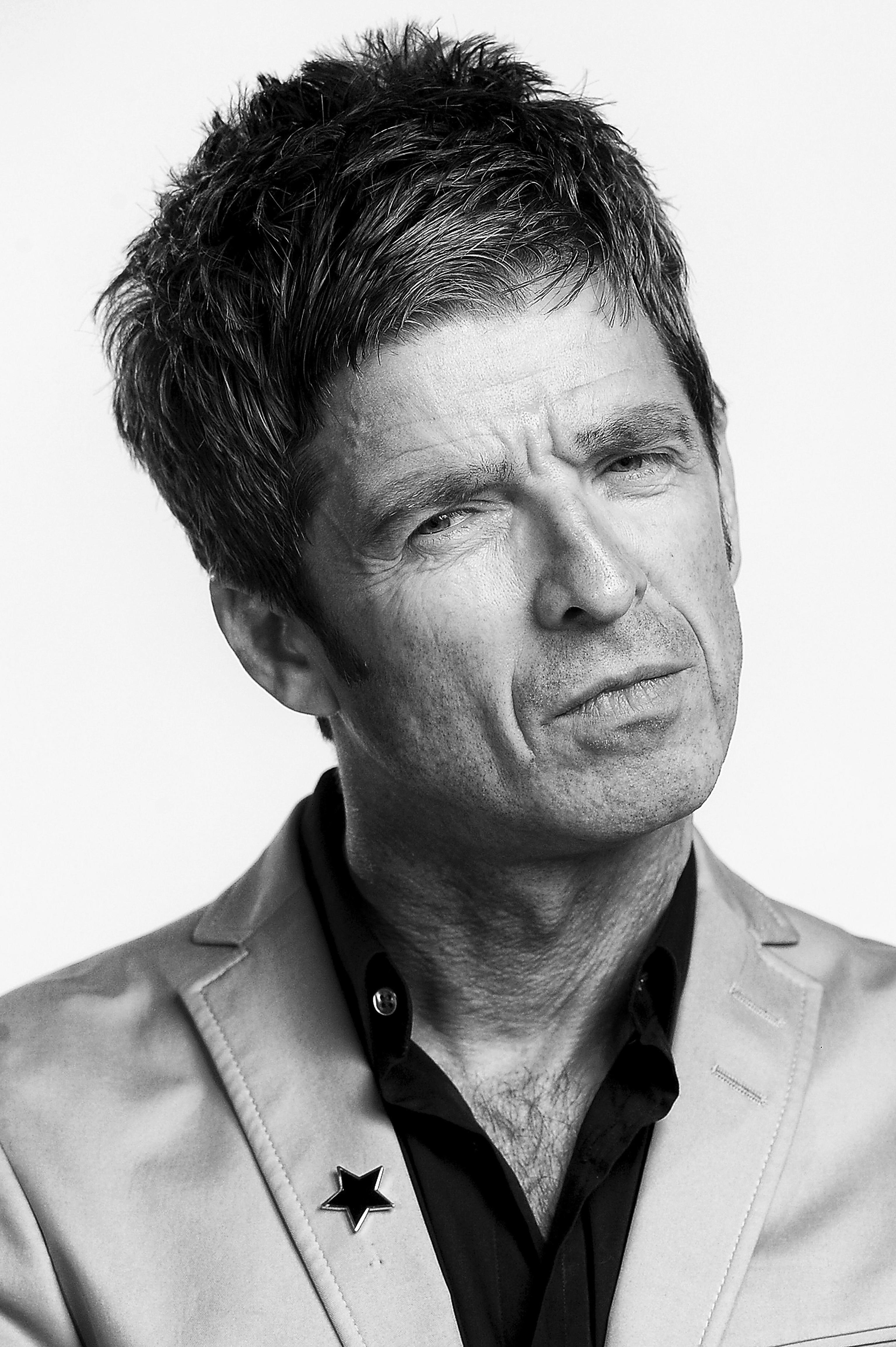 El músico Noel Gallagher.