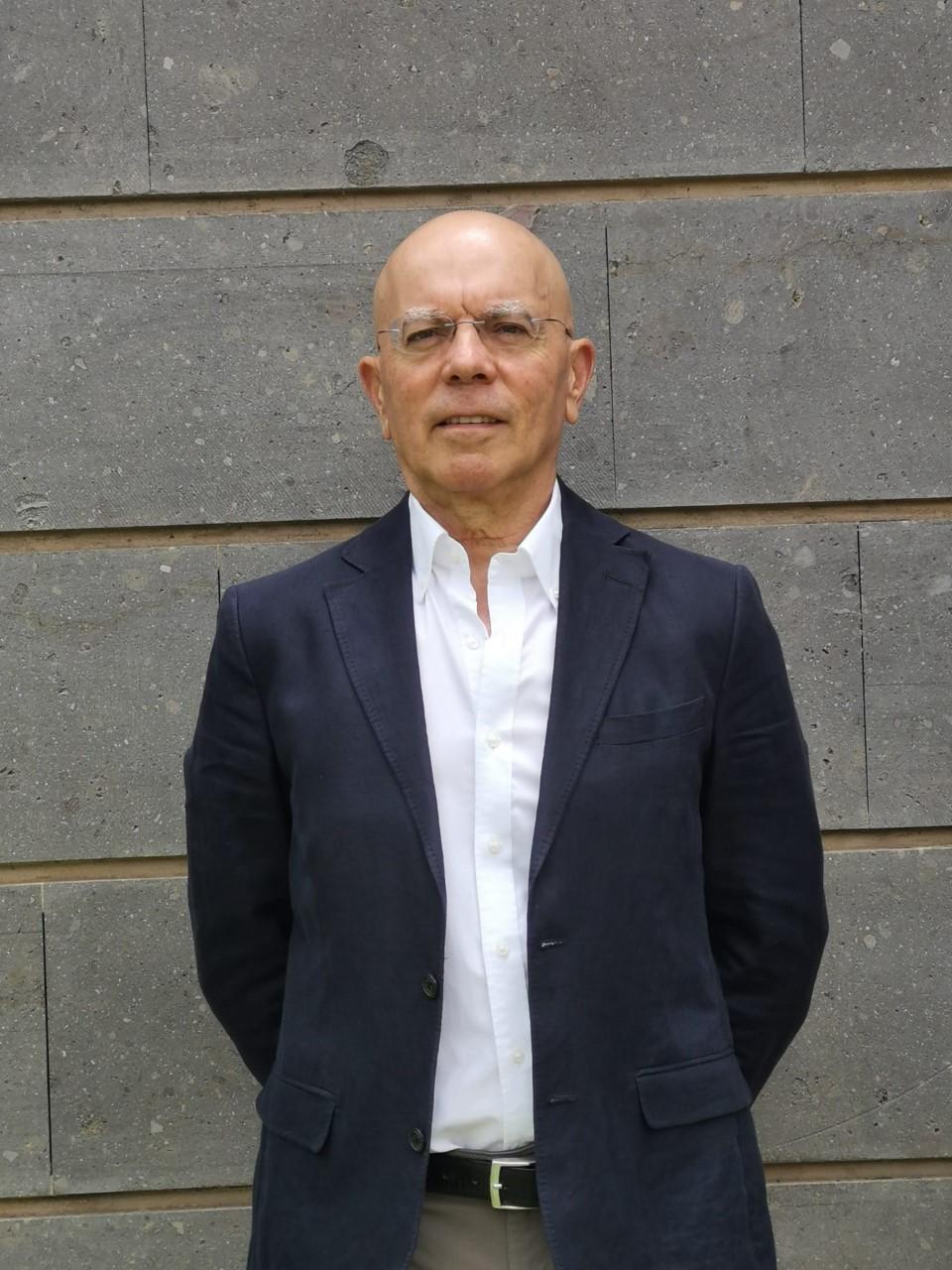 Ginés de Rus, catedrático de Economía aplicada en la Universidad de las Palmas
