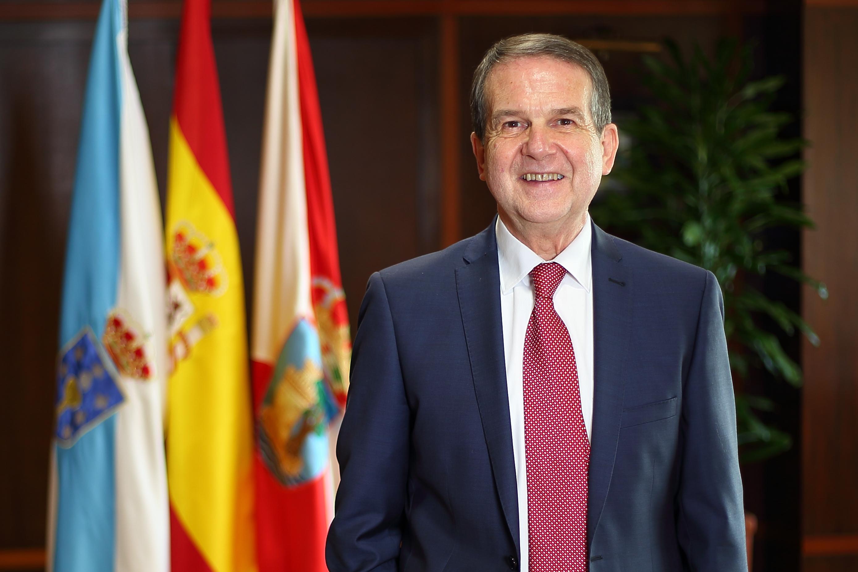 Abel Caballero,  presidente de la Federación Española de Municipios y Provincias