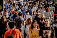 Dos tercios de los españoles temen un repunte de contagios en el verano