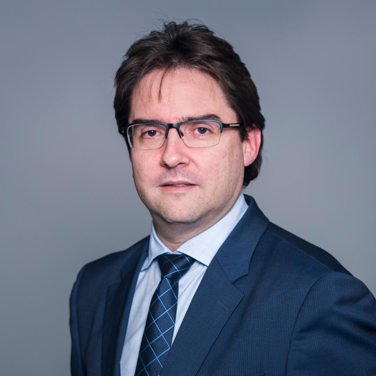 David Luengo, vicepresidente y responsable del Sector Consumo, Retail, Distribución y Gobierno de Capgemini