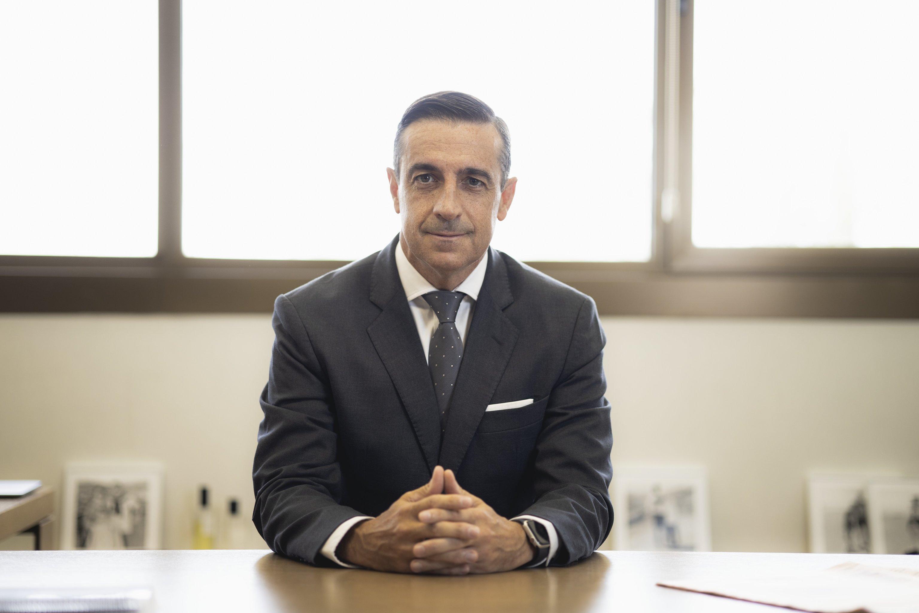 Juan Manuel Morales, el presidente de Eurocommerce y director general del Grupo IFA.