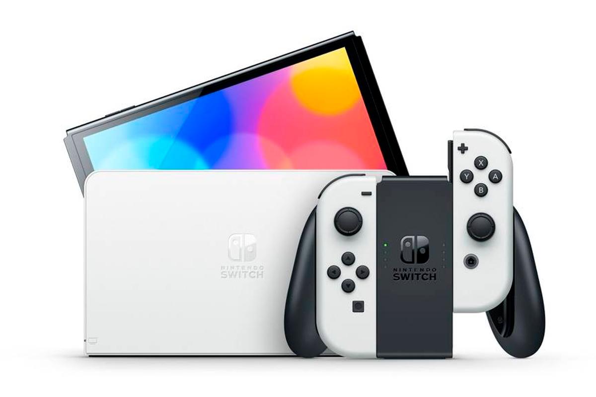 Nintendo Switch OLED Model: así es la nueva consola anunciada por Nintendo
